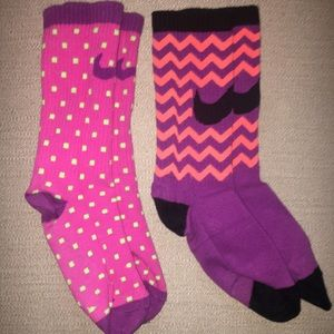 Girls NWT Nike Elite Socks